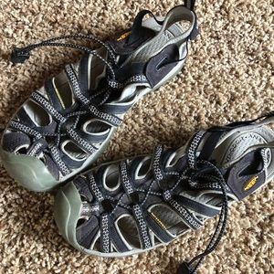 Keen waterproof shoes!